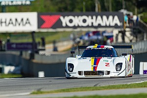 Grand-Am Race report Podium and points for Starworks Motorsport at Road Atlanta