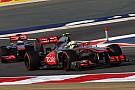 McLaren tells Perez to keep 'spark' firing