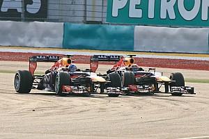 Formula 1 Breaking news Webber can race Vettel 'freely' in 2013 - Mateschitz