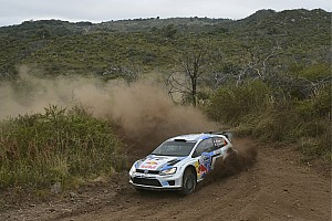 WRC Leg report Volkswagen leads in Argentina – Ogier ahead of Loeb