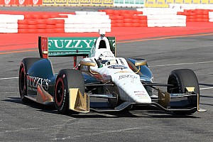 IndyCar Qualifying report ECR plays timing right Saturday in Brazil qualifying, Carpenter will start 14th
