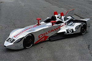 ALMS Preview DeltaWing ready for Monterey