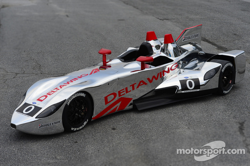 DeltaWing ready for Monterey
