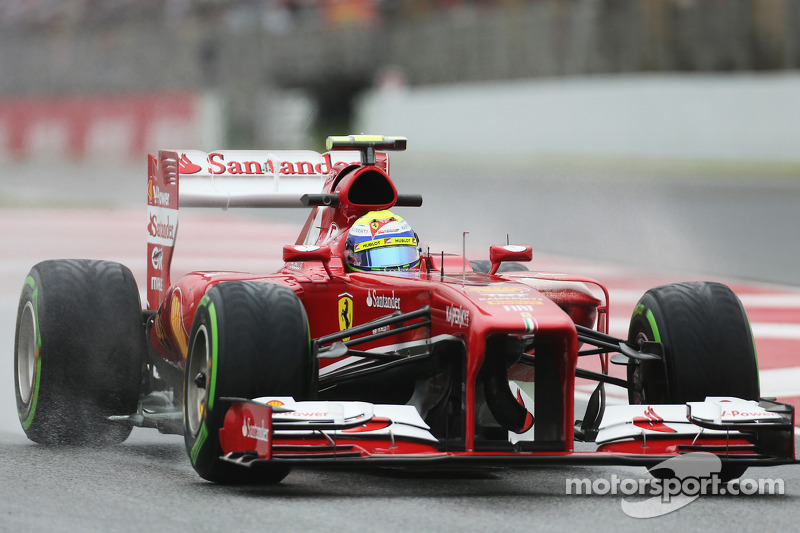 Promising validation work for Alonso and Massa on Friday practice in Barcelona