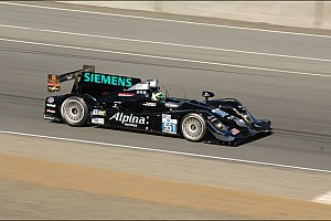 ALMS Qualifying report Level 5 sweeps front row at Laguna Seca