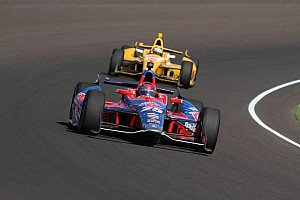 IndyCar Commentary Marco Andretti leads Indy 500 Practice Day 3