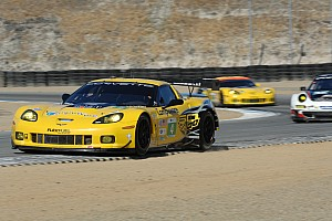 ALMS Race report Gear shift problem prevents Laguna victory repeat for Gavin