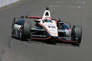 IndyCar Practice report Power posts Team Penske's fastest lap during Fast Friday practice