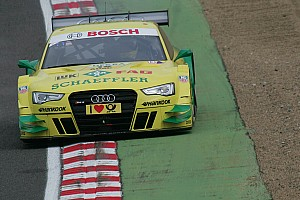 DTM Interview Audi quotes after qualifying at Brands Hartch