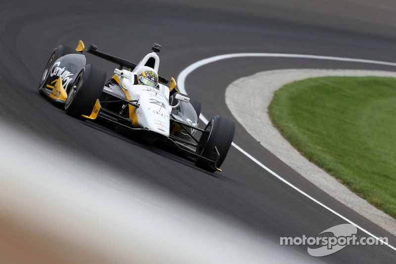 Newgarden bumped from Top 24 on Pole Day