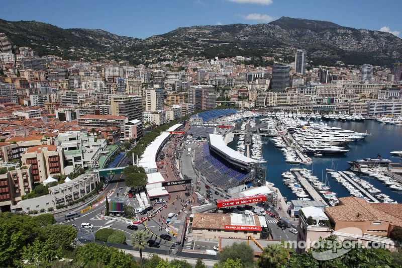 Winning on the streets of Monte-Carlo is the dream of every GP2 driver