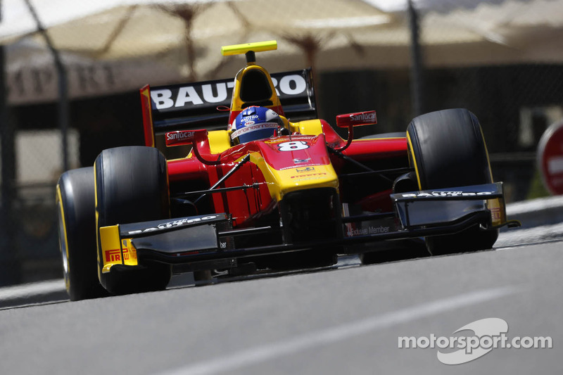 Accident at Monaco eliminates both Racing Engineering cars from feature race
