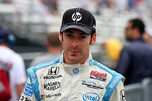 IndyCar Practice report Pagenaud leads final practice, Castroneves' crew wins pit stop contest
