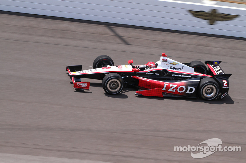 Another A. J. seeking fame at Indianapolis