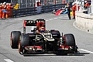 One point for Lotus in Monaco