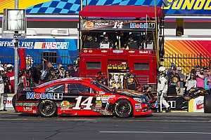 NASCAR Cup Race report Stewart scores seventh in Charlotte 600