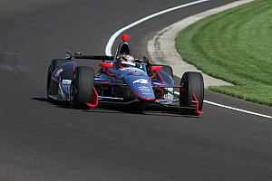 IndyCar Race report Panther leaves 97th Indianapolis 500 with Bell in 27th and Hildebrand 33rd