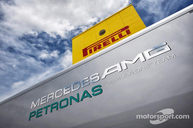 Rival teams not asked about 'secret' Mercedes test