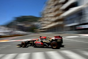 Formula 1 Breaking news Grosjean 'like injury-prone football player' - Lopez