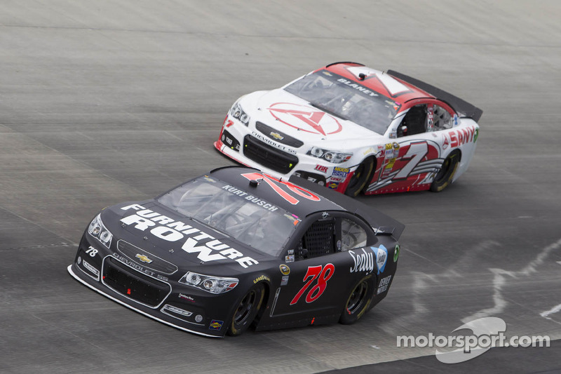 Busch looking to continue success at Pocono Raceway