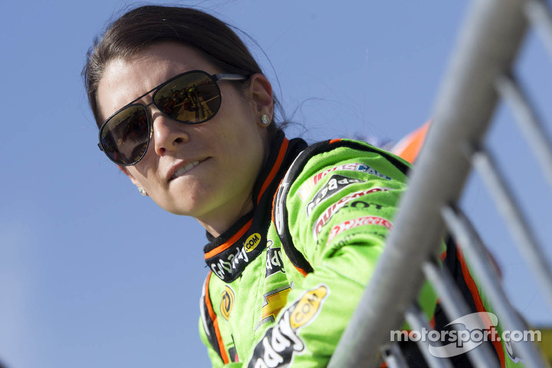 Danica Patrick first time on Pocono 400, the 'Indy of the East'