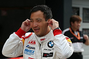 WTCC Preview O'Young motivated ahead of inaugural Race of Russia