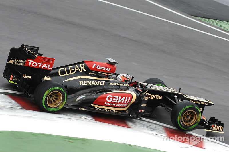Lotus has qualifying below expectations for the Canadian GP