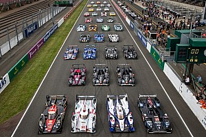 Le Mans Preview All 56 cars ready to roll in Le Mans