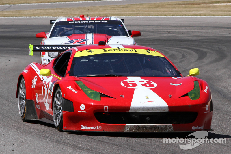 Veteran driver Stanton joins Scuderia Corsa Ferrari for six hours at Watkins Glen