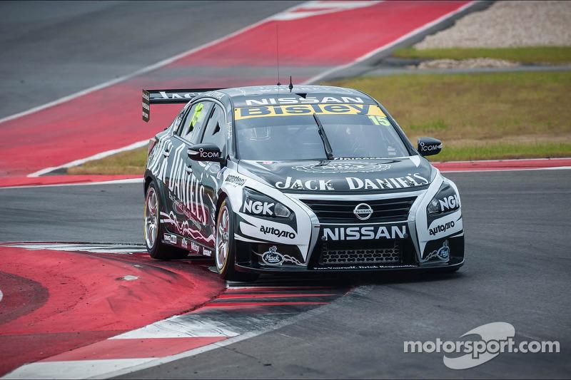 Rick Kelly secures first top five result for Nissan Motorsport