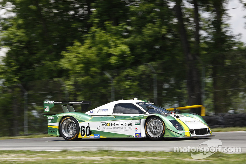 Quick start to home race for Michael Shank Racing in Mid-Ohio