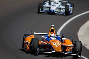 IndyCar Race report Kimball finishes 17th at The Milwaukee Mile