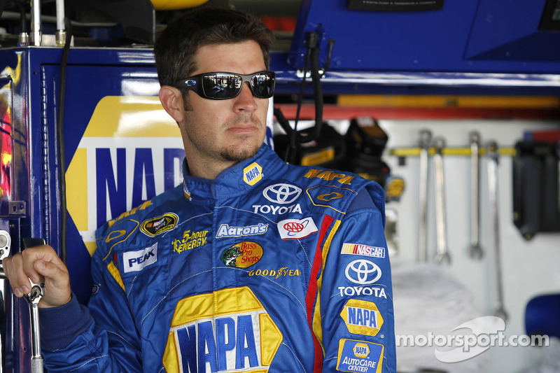 Truex Jr. ready to finish the race at Sonoma