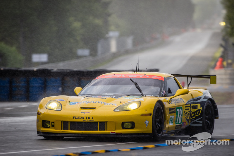 Corvette Racing at Le Mans: staying the course
