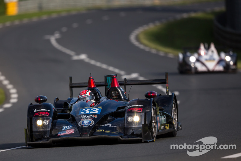 Tucker, Level 5 set for 24 Hours of Le Mans