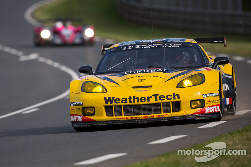 Challenging conditions see Larbre Competition qualify 11th and 12th at Le Mans