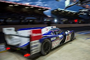 Le Mans Breaking news TOYOTA Racing continues to push for the victory
