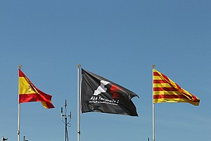 Formula 1 Breaking news Valencia surprised Barcelona selling 2014 tickets