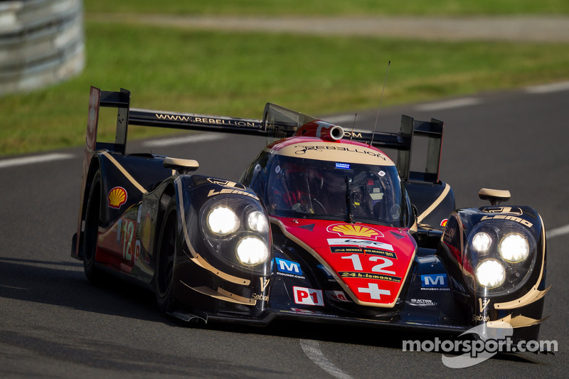 REBELLION Racing secured 2nd and 3rd places amongst the LMP1 Privateers