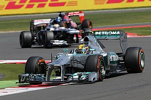 Formula 1 Breaking news Race win will motivate Hamilton - Brawn