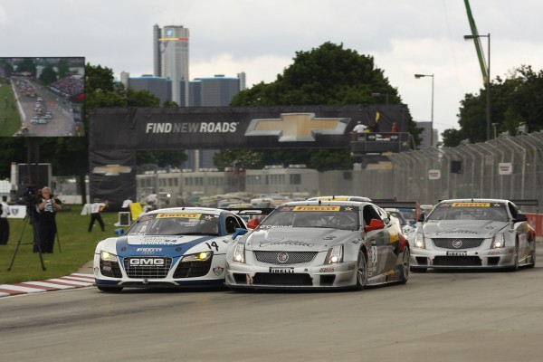 Pirelli World Challenge returns to Lime Rock Park
