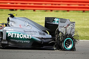 Formula 1 Breaking news FIA moves further to end tyre-exploding chaos