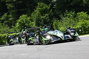ALMS Race report ESM Patrón robbed of win at Lime Rock Park