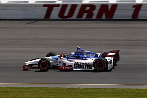 IndyCar Race report Briscoe's climb through Pocono field ends with Panther Team in 14th