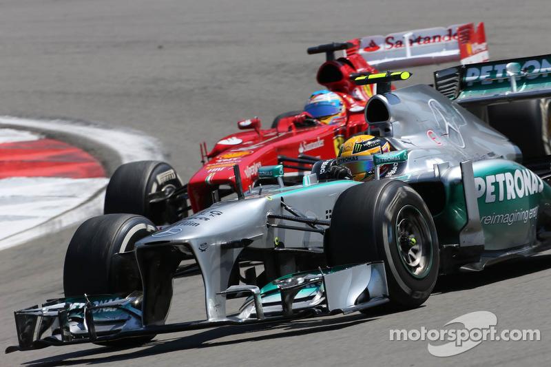 Hamilton says tyres costing him 2013 title tilt