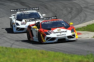 GT Race report Alex Welch takes victory in GMG sweep of Lamborghini Super Trofeo Series