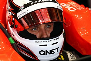 Formula 1 Breaking news Zylon visor saved Chilton in Germany - report