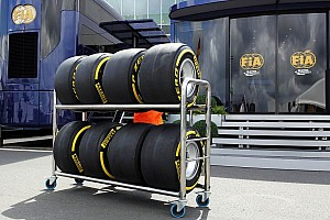 Formula 1 Breaking news Pirelli drops 'conservative' Hungary compound choice