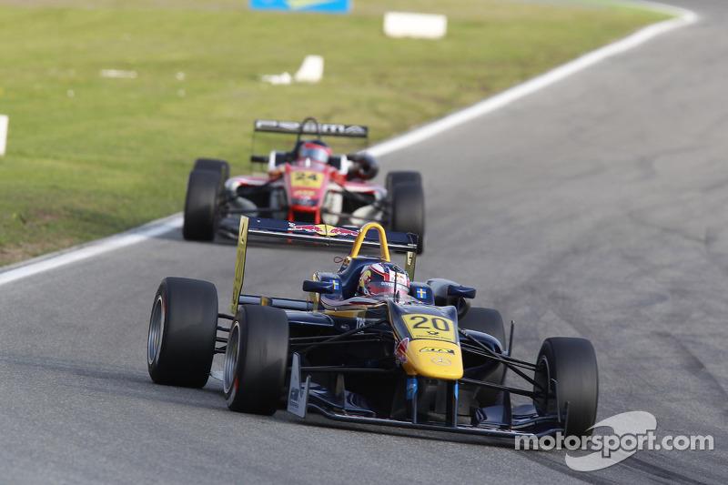 A turbulent race with Tom Blomqvist as a surprising winner at Norisring