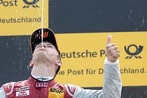 DTM Race report Mattias Ekström wins thrilling Norisring race